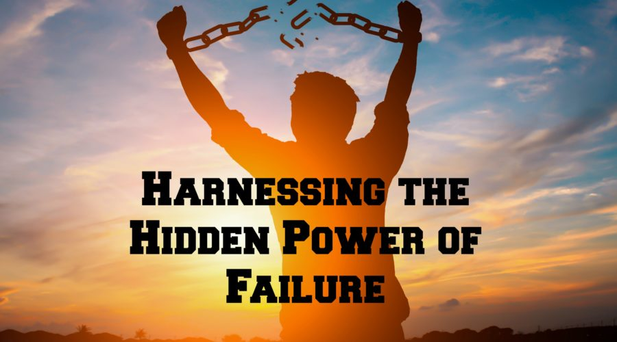 Harnessing the Hidden Power of Failure