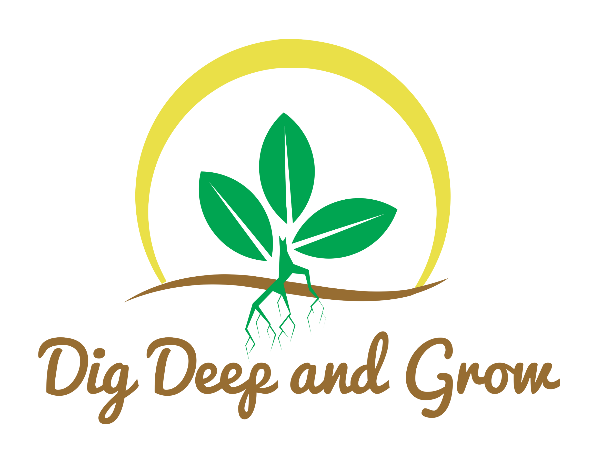 Dig Deep and Grow